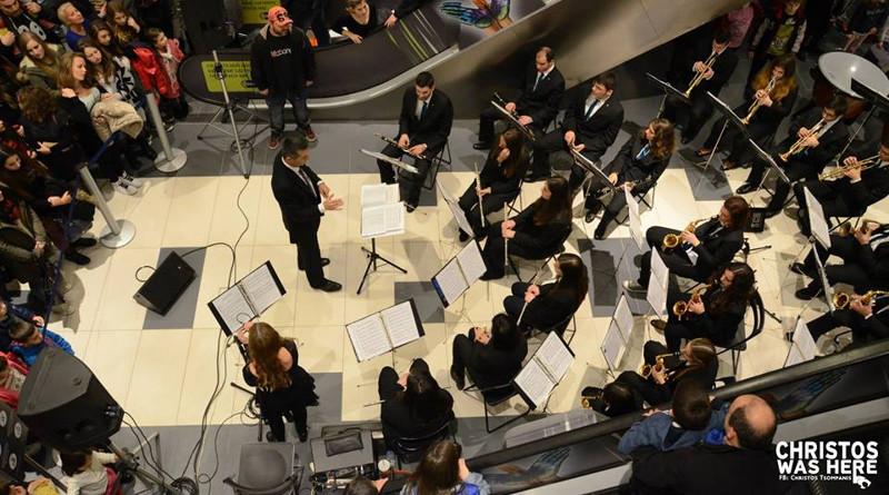 Χριστουγεννιάτικη συναυλία της Ορχήστρας Νέων Σίνδου Δήμου Δέλτα